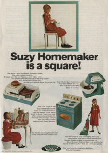 Mrs. Suzy Homemaker