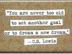 C. S Lewis quote
