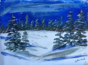 Blustery Winter!