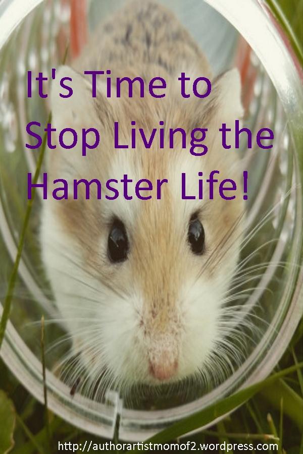 hamster-in-a-wheel