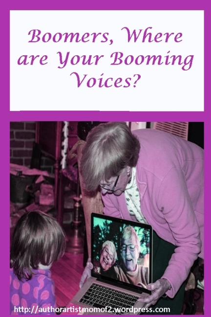 Where are your booming voices