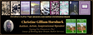 Christine Gilliam Hornback's Journals, Diaries, Planners, and Puzzle Books