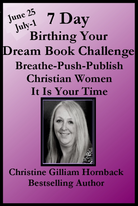 7 Day Birthing Your Dream Book Challenge